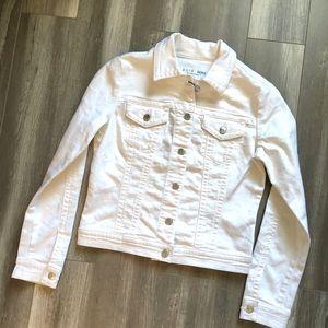 White Jean Jacket / Parasuco